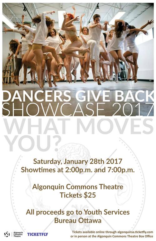 Dancers Give Back Ottawa Dance Charity